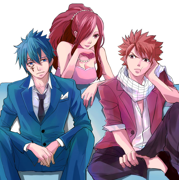 Erza--scarlet :: OhMyD...