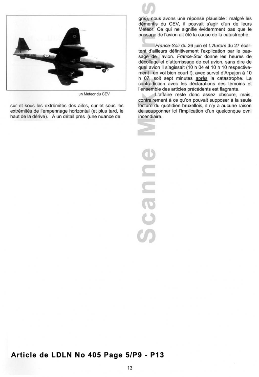Saint Germain les Arpajon  - Le 14 Juin 1963 Fr13-309550d