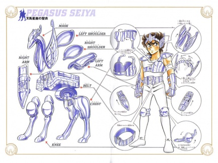 Le jeu du cosplay - Page 6 Seiya-v1-manga-329147d