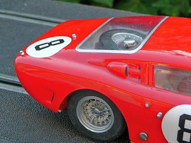 ISO GRIFO  1/24  Carrosserie repro RUSSKIT P1040469-1--295eb93