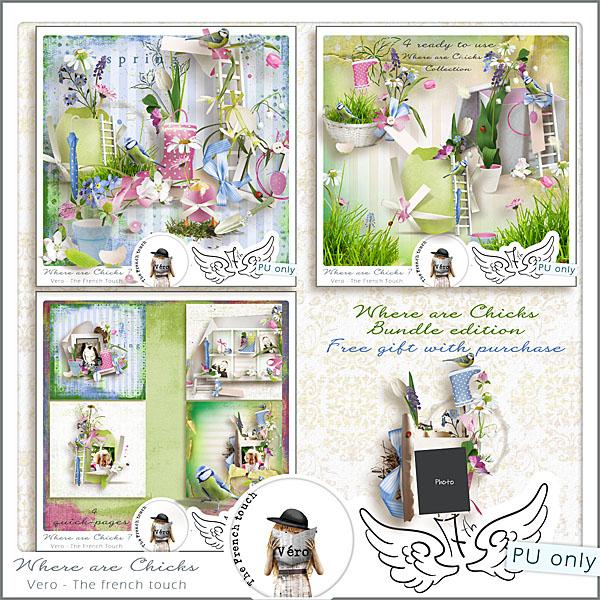 Véro - MAJ 02/03/17 - Spring has sprung ...  - $1 per pack  Vero_wherearechic...v_bundle-326a464