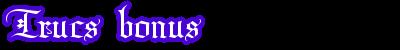 La Kèt des Kristo  Bonus-29270db