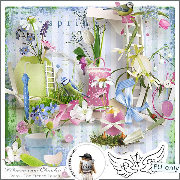 Véro - MAJ 02/03/17 - Spring has sprung ...  - $1 per pack  Preview7thh-el-ments-3254a0f