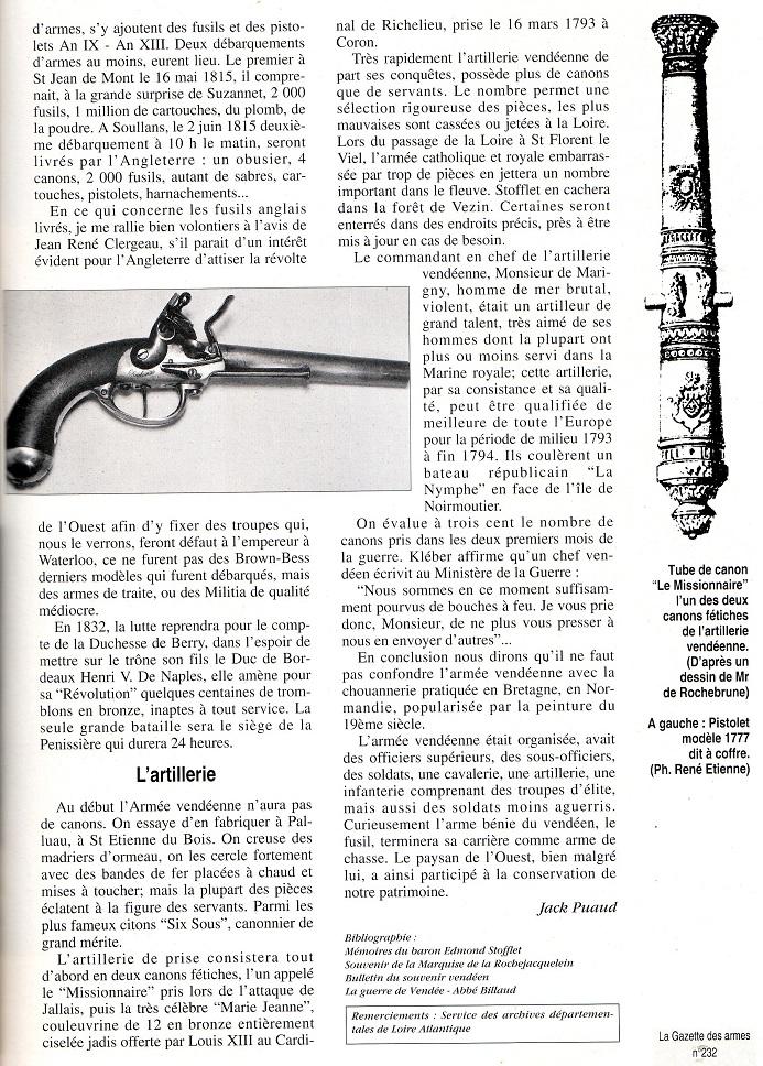 Les armes des rebelles de l'Ouest  Vend5-2d23d86